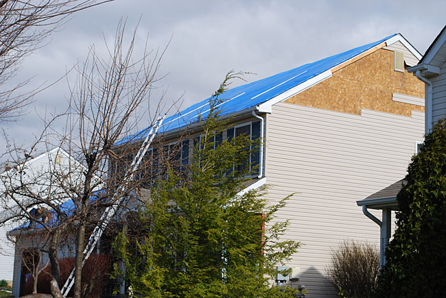 DVC Roofing offers emergency service