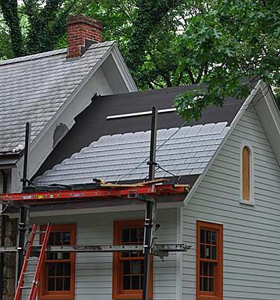DVC Roofing offers quality roofing service